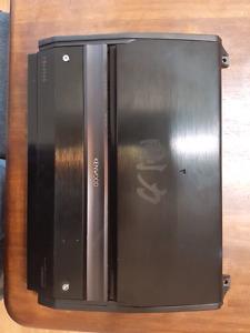 Kenwood eXcelon x600f amp