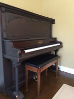 Upright Piano great price!