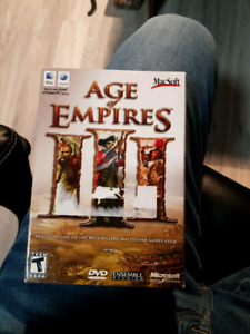 Age of Empires 3, for Mac
