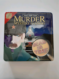 Host your own Murder Mystery Evening Game