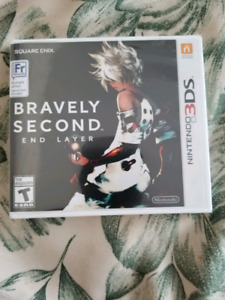 Bravely Second - Sealed - $40
