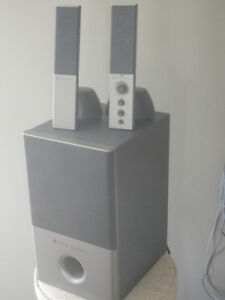 Excellent condition Altec Lansing Powered Audio System