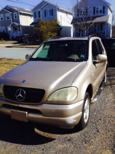 2001 Mercedes ML 320 for sale