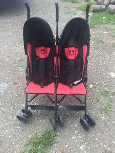 Avalon Double Stroller