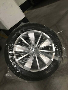 Volkswagen 16' OEM Wheel - Set of 4 Like New