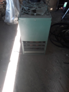 Overhead Gas Furnace