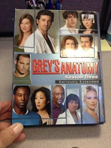 Grey's Anatomy Season Three, extended