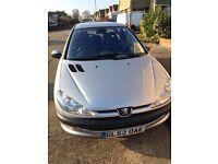 Peugeot quick silver 206