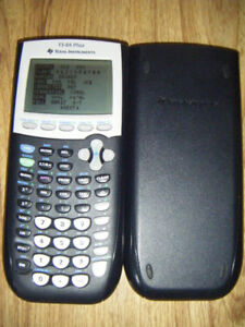 Texas Instruments TI-84 Plus Graphing Calculator    .