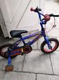 Kids bike 4-6 years (with stabilisers)