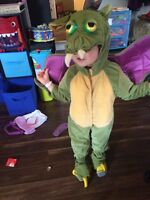 Dragon Costume - Size 3T