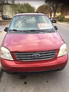 Ford freestar sport 2005