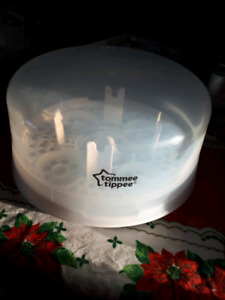 Tomme Tippee microwave bottle steralizer