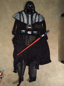 Delux Adult Darth Vader Costume