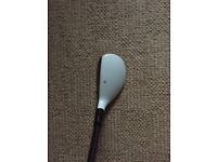 Taylormade r15 rescue stiff shaft