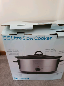 5.5L Slow cooker Rosetta Glenorchy Area Preview