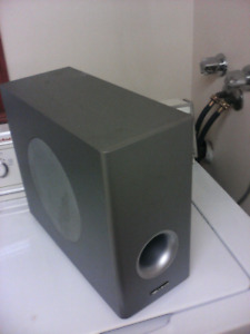 COMPUTER SUBWOOFER EXCELLENT CONDITION! ONLY $15!