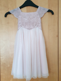Monsoon party/bridesmaid/flower girl dress 12-18 months- worn once