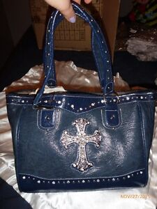 NEW Rustic Coutures, by montana west. Handbag & matching Wallet