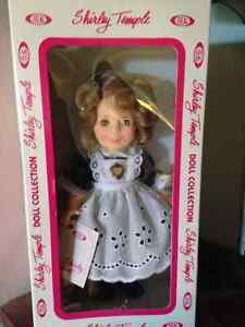 """Shirley Temple """"LITTLEST REBEL"""" Ideal COLLECTOR'S  circa 1982"""