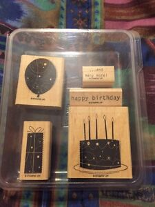 Stampin Up Birthday Whimsy