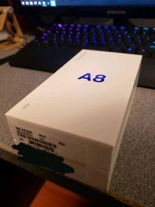 Samsung Galaxy A8 Unlocked and Factory Sealed