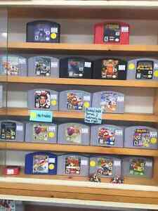 N64☆Super Smash Brothers•Pokemon Stadium•▪Zelda•Goldeneye