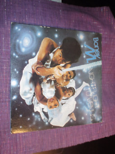 Boney M. NIghtflight to Venus  - Vinyl Album 1978
