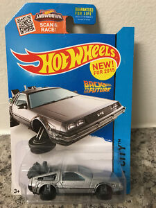 Hot Wheels - Back To The Future - HW City - Hover-mode