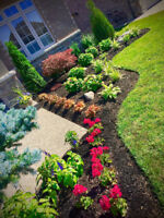 Professional Garden Projects and Stone work. T: 905-964-6282