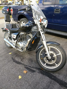 1986 Honda Shadow 1100