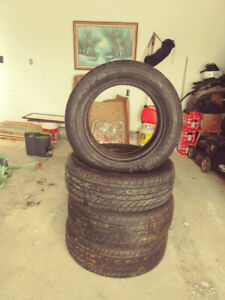 Used tire 255/60/19