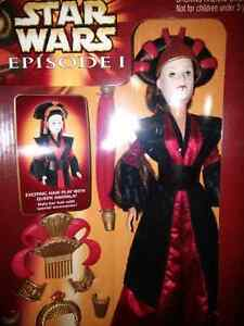 Star Wars Queen Amidala hair Doll Peterborough Peterborough Area image 3