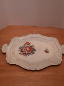 Vintage maf made Italy tray