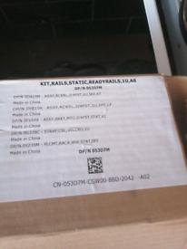 Dell 053D7M Ready Rails Kit 1U A8 Original Box