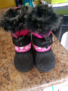 Size 5 toddler girl boot