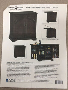 Bar / Games Cabinet for sale