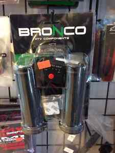 BRONCO HEATED GRIPS IN STOCK AT HALIFAX MOTORSPORTS!!!