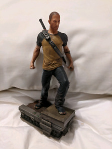 InFamous 2 Collectors Edition Statue