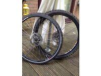 "26"" disc brake nice wheels"