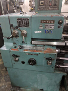 Engine Lathe For Sale - $5,550
