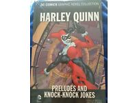 DC Eagle Moss Collection - Harley Quinn - Preludes and Knock-Knock Jokes