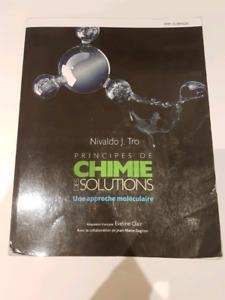 Manuel Chimie des Solutions - Nivaldo J. Tro