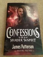 Confessions of a Murder Secret novel by James Patterson