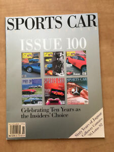 Sports Car International magazine collection