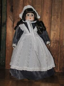 Vintage Laura Secord Musical doll