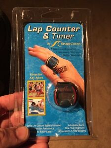 Swimming Lap Counter and Timer Cambridge Kitchener Area image 1