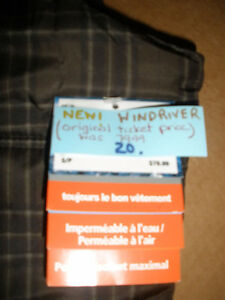 NEW!!  WIND RIVER Thermal Insulation Vest,  Mens Size S London Ontario image 5
