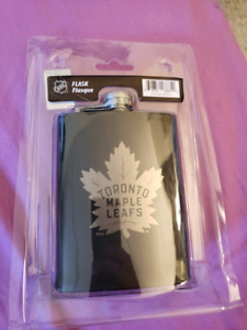 Toronto maple leafs flask