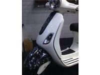 Vespa LX125 - 3v VGC 2012 + 6 months warranty